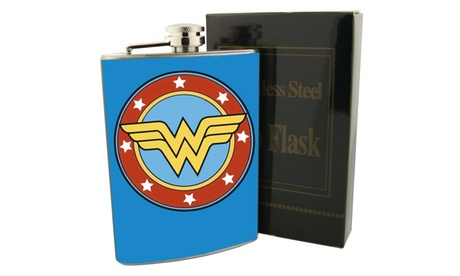 Superhero Stainless Steel Flasks de6f4c36-d643-48e7-a90b-5eabdbf4681a