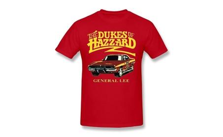 Sard047 Men's Tee Dukes Of Hazzard General Lee Car Tshirts Tee Red e372fbe3-540f-454a-8ff3-c2cebe3ed2ad