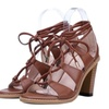 Summer Sandals High-heeled Open-toed Sandals
