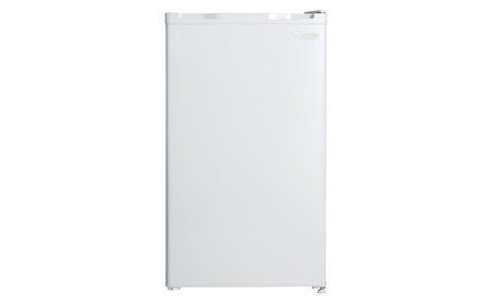 Danby DCR032C1WDB Compact Refrigerator, 3.2 Cubic Feet, White photo