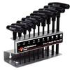 Wilmar WLMW80274 10 Piece SAE T-Handle Hex Key Set