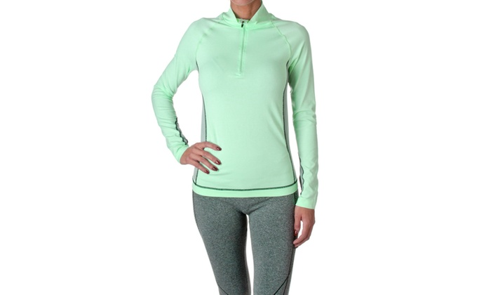 Riverberry Womens Actives Exercise Jacket K074-1