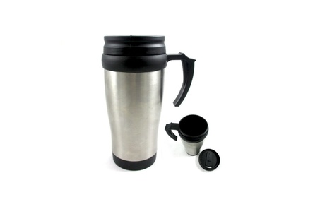 Stainless Steel Insulated Double Wall Travel Coffee Mug Cup c094e19b-bb9d-4323-a511-16d44a1ae987