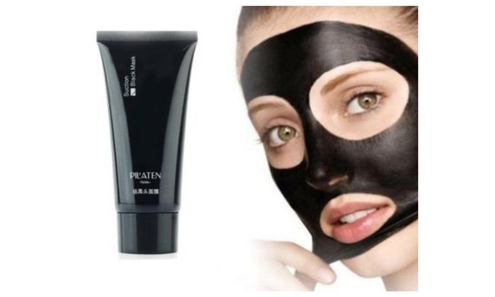 PILATEN blackhead remover,Deep Cleansing peel acne black mud face Mask