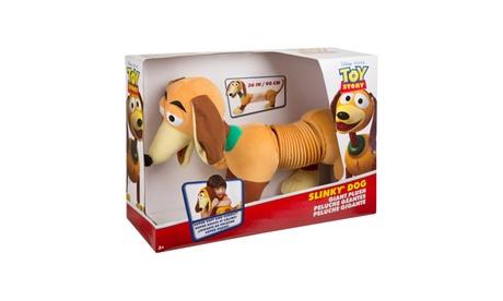 Giant Slinky Dog Plush 183ddfbc-192e-4a9f-97e5-5d7b502908ee