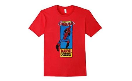 Comics Amazing Spider-Man T-Shirt f7edfe89-18a5-49cd-8f8e-81b7b7946ae7