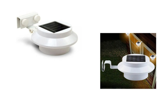 High Quality Multipurpose Rechargeable Solar Light 3-Pack