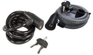 """72"""" Heavy-Duty Cable Lock"""