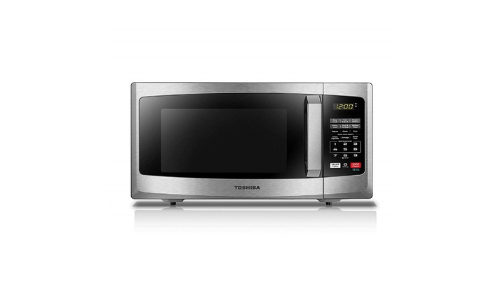 Toshiba Em925a5a Ss Microwave Oven With Sound