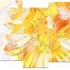 Yellow Flower - Floral Metal Wall Art