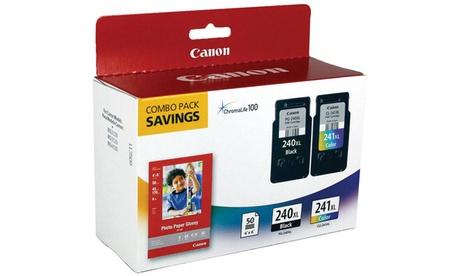Canon 5206B005 Ink Cartridge Combo Pack with GP-502 Paper 5e56fa82-d0ca-4f59-ab33-f23f7a982f1f
