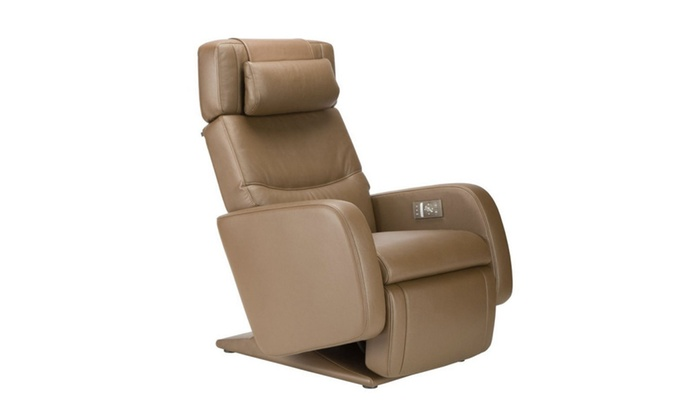 Perfect Chair PC 8500 Zero Gravity Leather Fully Upholstered Recliner ...