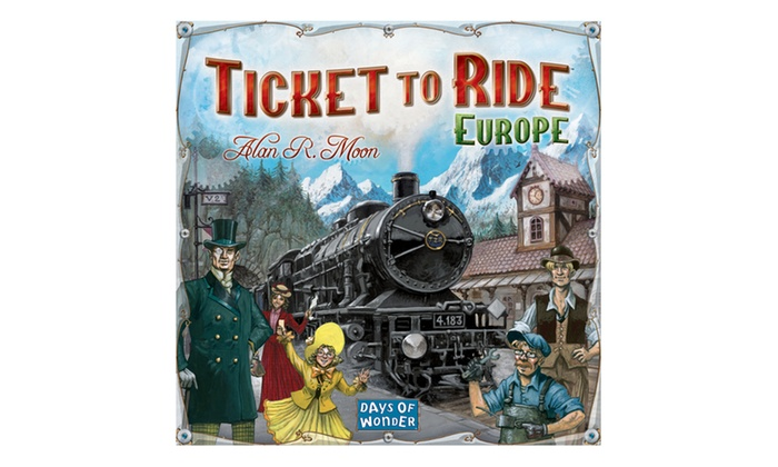 ticket to ride instructions
