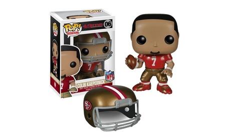 Funko Pop! Vinyl Colin Kaepernick #06 NFL San Francisco 49ers Wave 1 ad541581-05ac-459b-bcf3-ee8a74117e8c