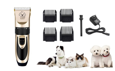 Electric Animal Pet Dog Cat Hair Trimmer Shaver Razor Grooming Clipper df7b7edf-4f76-4502-89f3-33904a1feed3