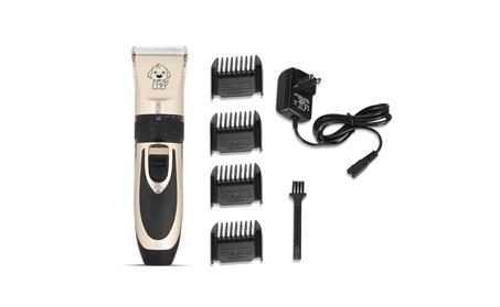 Pet Clipper Rechargeable Cordless Cat Dog Hair Clipper Grooming Kits 7bbc2b15-9a9c-4a94-815c-c9663e27873e