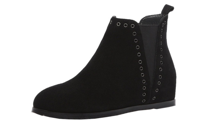 Women's Ankle Booties Fashion Boots