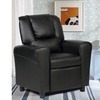 Kids Recliner Armchair Sofa Couch Chair w/Cup Holder