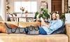 iMounTEK Leg Massager, Air Compression, Leg/Foot Massager, 4 Modes-3 Intensities