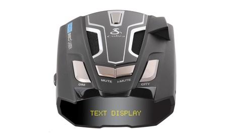 Cobra Electronics SPX5500 Ultra Performance Radar Laser Detector Refurbished 3f9a5cf1-d628-402d-b65d-e54b42fdc860