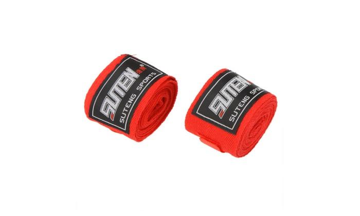 Roll Cotton 3M Box Sports Strap Boxing Bandage