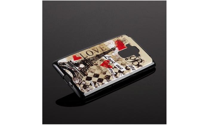 Lg stylo ls770 black tpu imd paris amour groupon for Lg store paris