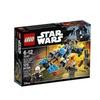LEGO Star Wars Bounty Hunter Speeder Bike Battle Pack 75167 Building