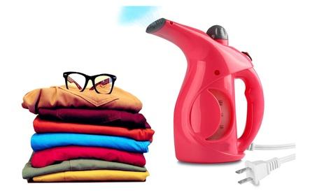 Portable Iron Clothes Steamer Mini Handled Garment Steamer Clothes Dry 4185a7f4-3ea4-43f8-9c27-7b4e9a391a94
