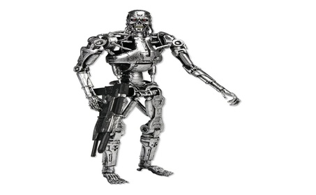 NECA Classic Terminator Scale Endoskeleton in Window Box Action Figure dc7ca51c-947a-4a5c-89af-51b664b59840