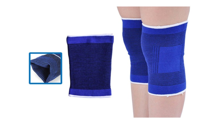 Elastic Muscle Knee Support Compression Sleeve Suitable For Any Sports