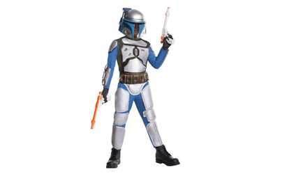 Shop Groupon Rubies Costume Co 10624 Star Wars Jango Fett Child Costume Medium  sc 1 st  Groupon & Boysu0027 Costumes - Deals u0026 Coupons | Groupon