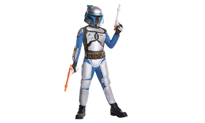 Rubies Costume Co 10624 Star Wars Jango Fett Child Costume Medium  sc 1 st  Groupon & Up To 26% Off on Rubies Costume Co 10624 Star ... | Groupon Goods