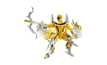 "Power Rangers Mystic Force: Yellow Power Ranger to Thunder Dragon 7"" d5f63206-b0c5-4e50-84d5-b00127819217"