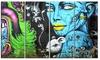 Mural Wall Art - Street Metal Wall Art