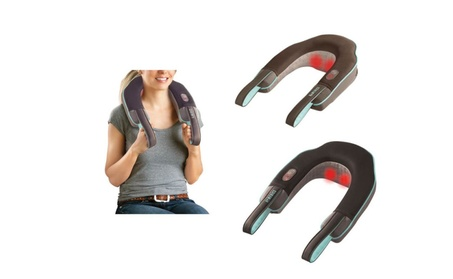 Electrical Vibration Neck Massager Smoothing Heat ac8763de-a7f2-4a18-b19d-252ccae44046
