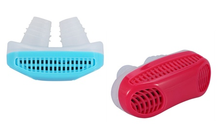 Anti Snoring Free Snore Stopper Magnetic Silicone Nose Clip a7c5385b-d73a-442c-846b-856f9f26641c