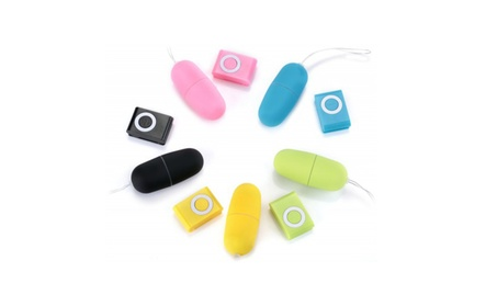 Mini Vibrating Egg Bullet & Wireless Control 2 in 1 Device 20 Speeds bd26e1c6-498b-42f8-810f-e388a8b6fccb