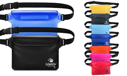 Waterproof Fanny Pack Dry Bag Pouch