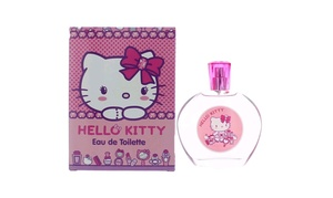 Disney Hello Kitty For Kids Eau de Toilette 3.4 oz 100ml