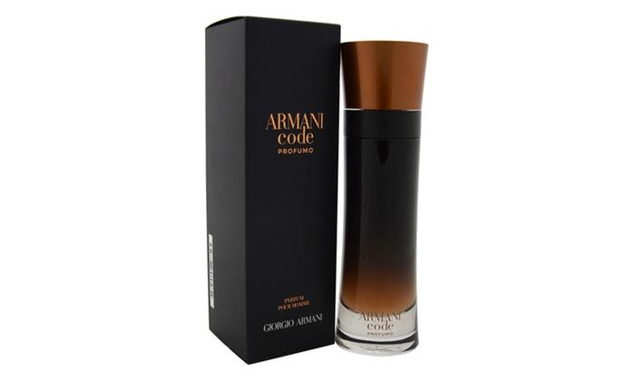 09f79485680 Giorgio Armani Armani Code Profumo Men EDP Spray Men Spray Spicy 3.7 oz Eau  de Parfum