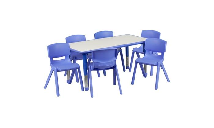 Preschool Activity Table Set ...