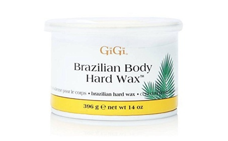GiGi Brazilian Body Hard Wax 14ounce 63202faf-9730-4386-b38f-6c0fa0fe94a7
