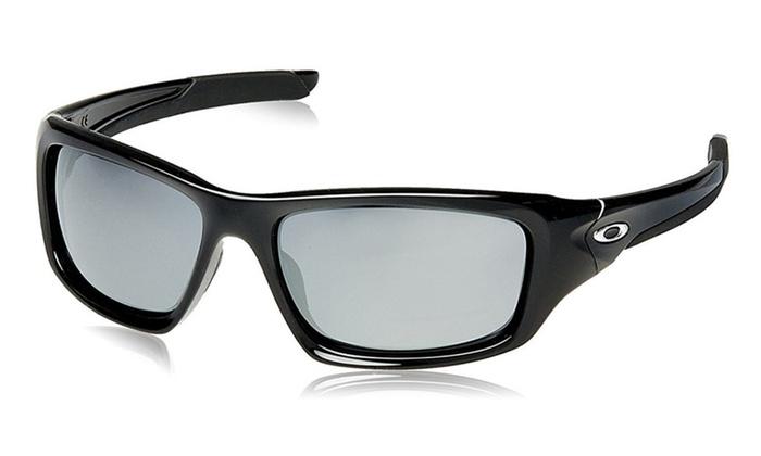 69679de9ac Oakley Valve Iridium Rectangular Sunglasses S156