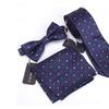 Slim Skinny Narrow Men Tie dress Handkerchief Pocket Square Suit Set