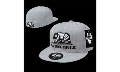 adc41aed40577 Shop Groupon Decky W6-CRE-HGR-24 California Republic Retro Fitted Heater  Grey Size 7.13