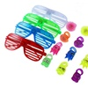 Light Up Show Party Favor Toy Glasses and Ring