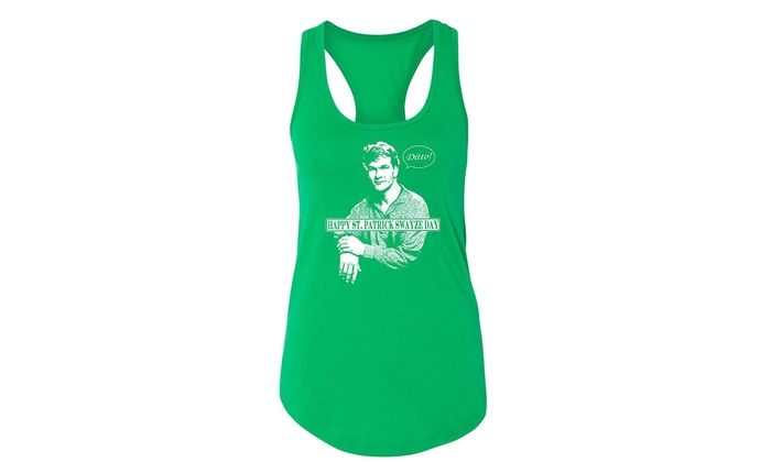 7492bb52822ad Up To 59% Off on St Patrick s Day Patrick Sway...