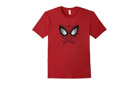 Spider-Man Web Face Graphic T-Shirt 60978e5b-1b7f-4109-b9cb-38d03a065106