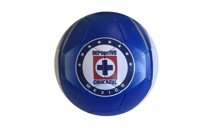 62a8676aa CRUZ AZUL Official Licensed Regulation Soccer Ball Size 5