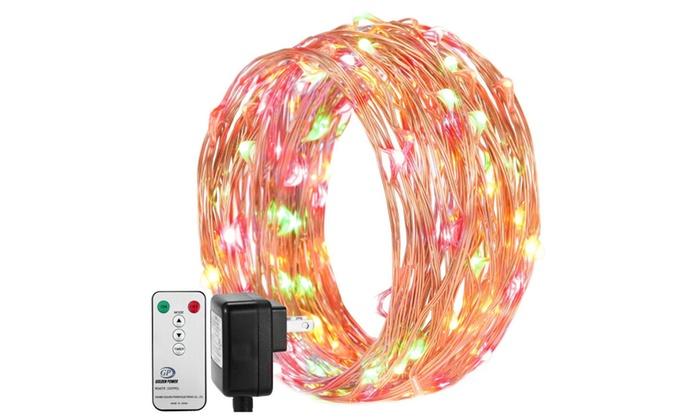 Multi-Color LED String Lights ...